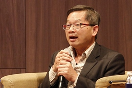 對清華大學價值的期許 – 吳誠文教授